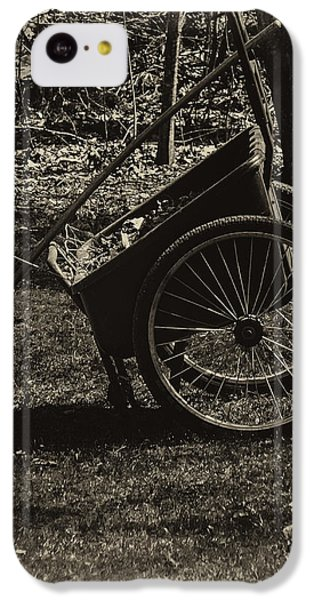 IPhone 5c Case featuring the photograph Rest Awhile by Mark Myhaver