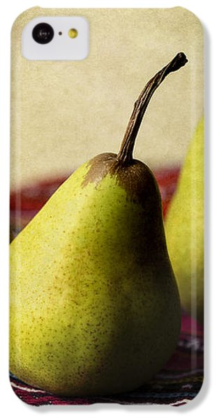 Ripe And Ready IPhone 5c Case by Linda Lees