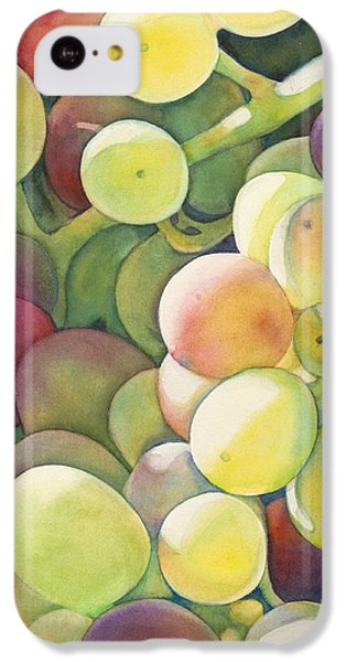 Ripening IPhone 5c Case by Sandy Haight