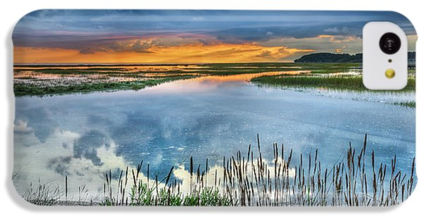 Road To Lieutenant Island IPhone 5c Case by Bill Wakeley