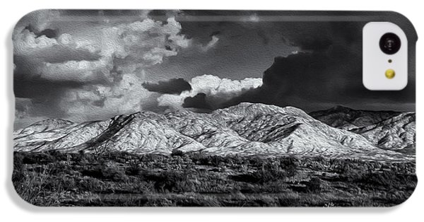 Rollin' Through 57 IPhone 5c Case by Mark Myhaver