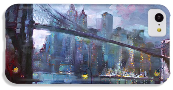 Romance By East River II IPhone 5c Case