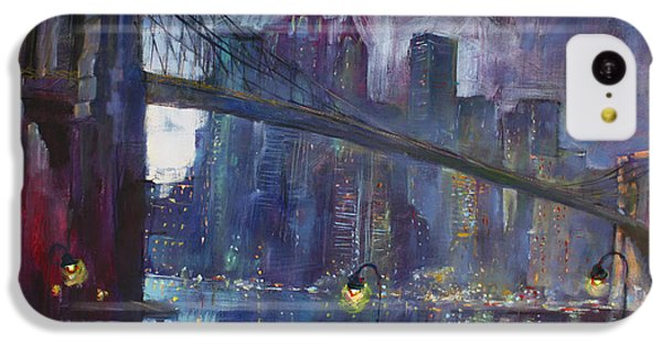 Romance By East River Nyc IPhone 5c Case