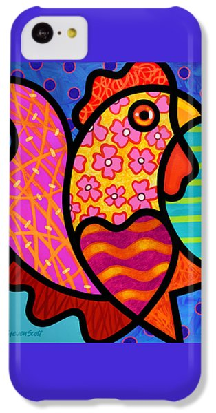 Rooster Dance IPhone 5c Case
