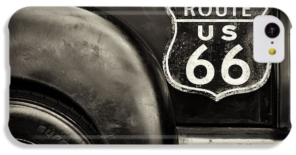 Route 66 IPhone 5c Case by Tim Gainey