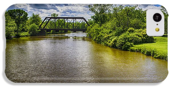 IPhone 5c Case featuring the photograph Royal River by Mark Myhaver