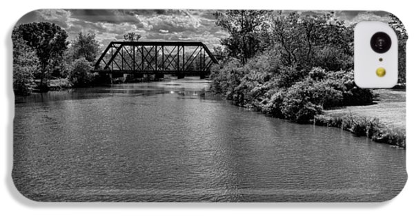 Royal River No.2 IPhone 5c Case by Mark Myhaver