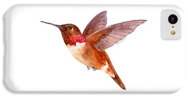 Rufous Hummingbird IPhone 5c Case