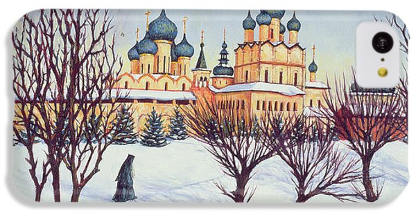 Russian Winter IPhone 5c Case by Tilly Willis