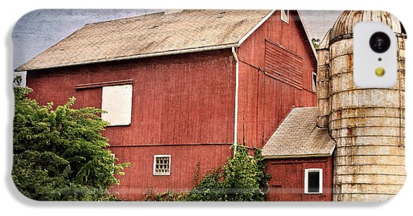 Rustic Barn IPhone 5c Case by Bill Wakeley