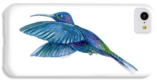 Sabrewing Hummingbird IPhone 5c Case