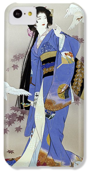 Sachi IPhone 5c Case by Haruyo Morita