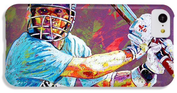 Sachin Tendulkar IPhone 5c Case