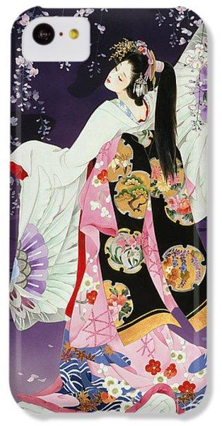 Sagi No Mai IPhone 5c Case by Haruyo Morita