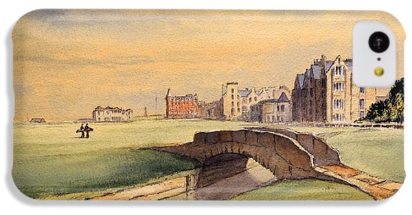 Saint Andrews Golf Course Scotland - 18th Hole IPhone 5c Case