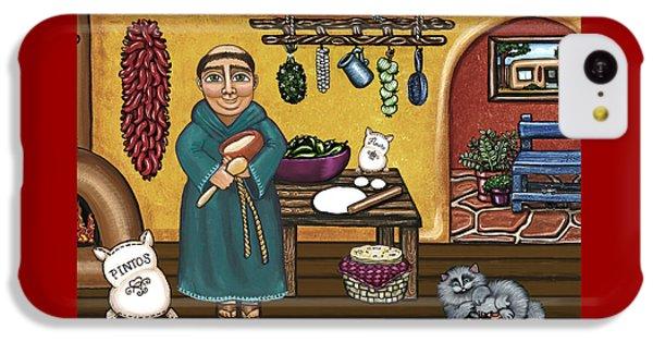 San Pascuals Kitchen IPhone 5c Case
