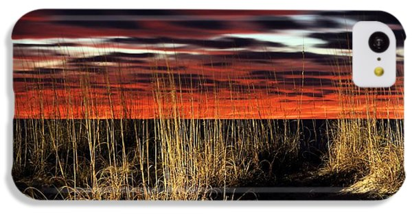 Sand Dune Sunrise IPhone 5c Case by JC Findley