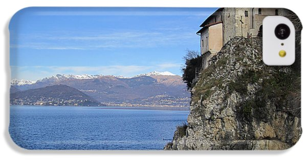 Santa Caterina - Lago Maggiore IPhone 5c Case by Travel Pics