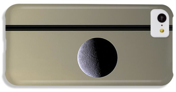 Saturn Rhea Contemporary Abstract IPhone 5c Case
