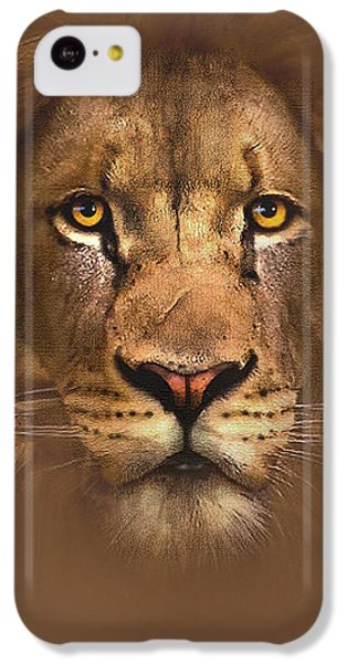 Scarface Lion IPhone 5c Case
