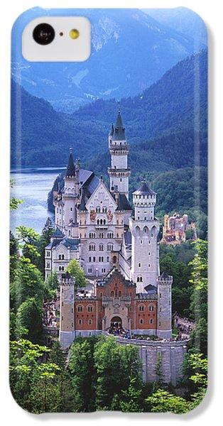 Schloss Neuschwanstein IPhone 5c Case