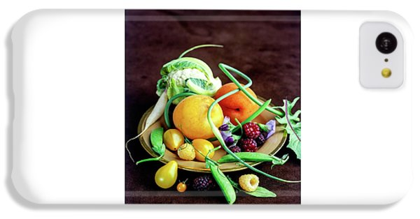 Seasonal Fruit And Vegetables IPhone 5c Case