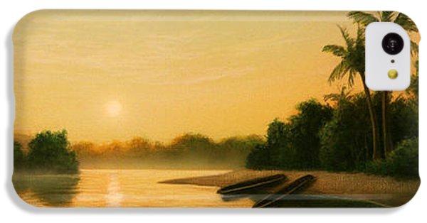 Seminole Sunset IPhone 5c Case