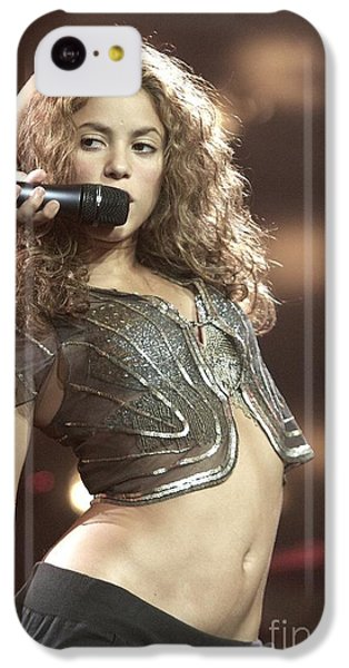 Shakira IPhone 5c Case by Concert Photos