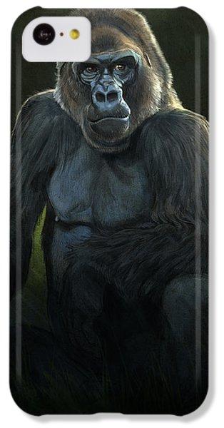 Silverback IPhone 5c Case