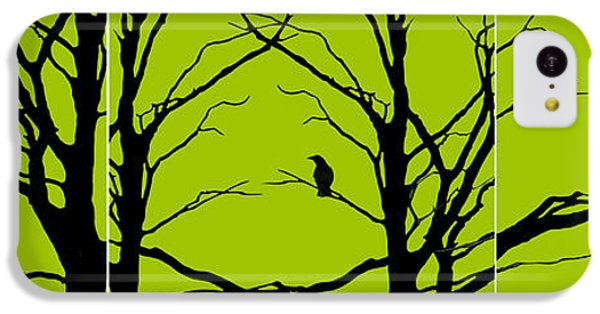 Sitting Around IPhone 5c Case by Lourry Legarde