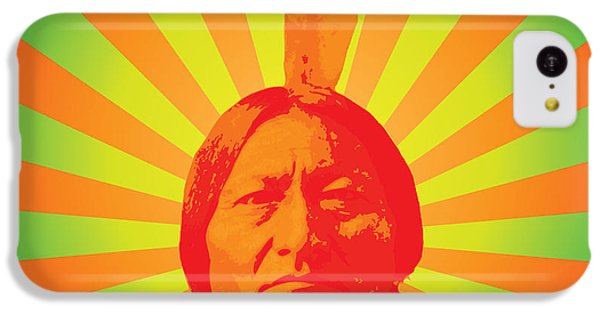 Sitting Bull IPhone 5c Case by Gary Grayson