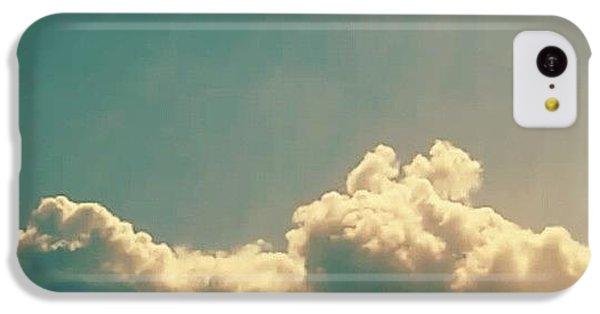 Bright iPhone 5c Case - Sky & Sea by Raimond Klavins