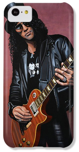 Slash IPhone 5c Case