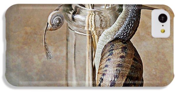 Snails IPhone 5c Case