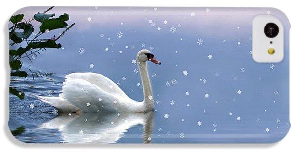 Snow Swan  IPhone 5c Case