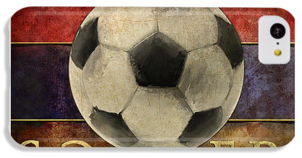Soccer Poster IPhone 5c Case