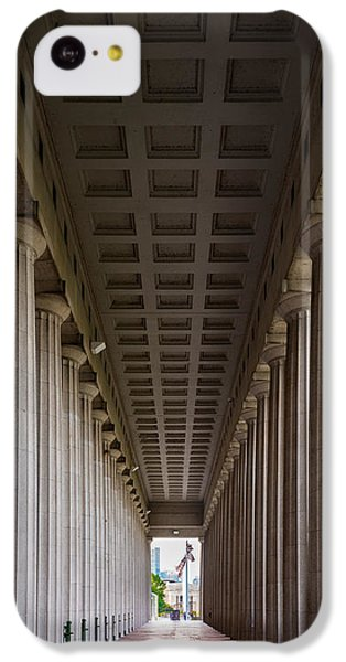 Soldier Field Colonnade IPhone 5c Case