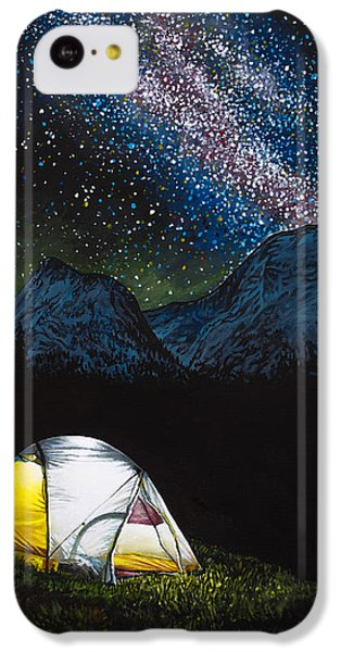 Solitude IPhone 5c Case by Aaron Spong