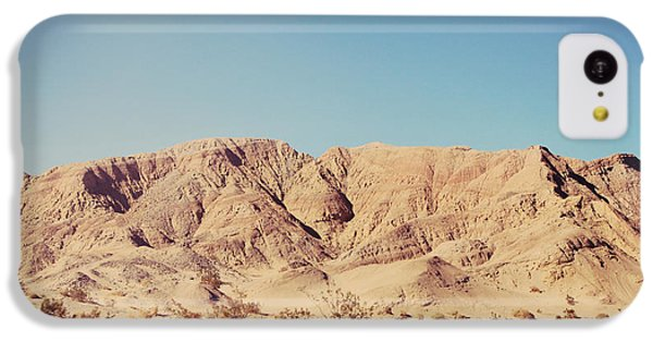 Desert iPhone 5c Case - Sometimes I See So Clearly by Laurie Search