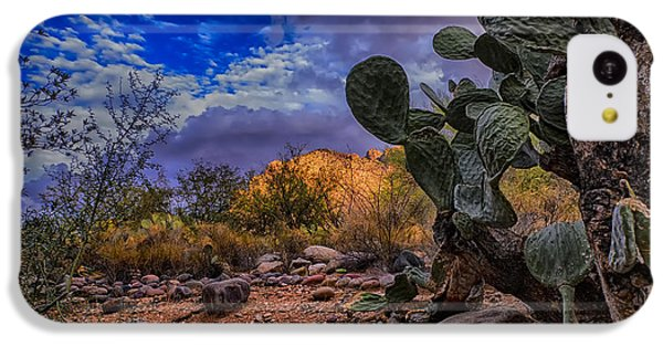 IPhone 5c Case featuring the photograph Sonoran Desert 54 by Mark Myhaver