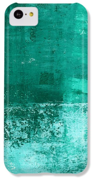 Soothing Sea - Abstract Painting IPhone 5c Case