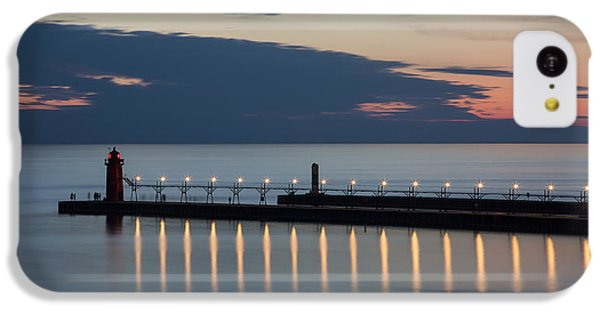 South Haven Michigan Lighthouse IPhone 5c Case