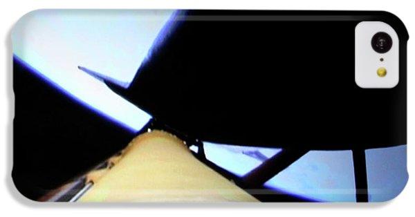 Space Shuttle In Orbit IPhone 5c Case by Detlev Van Ravenswaay
