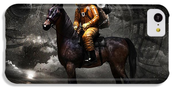 Space Tourist IPhone 5c Case
