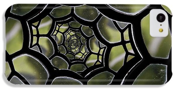 Spider's Web. IPhone 5c Case by Clare Bambers