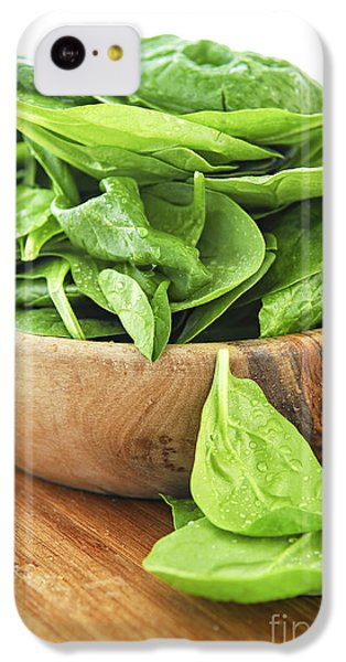 Spinach IPhone 5c Case