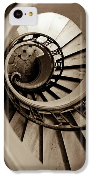 Spiral Staircase IPhone 5c Case by Sebastian Musial