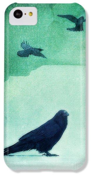 Spirit Bird IPhone 5c Case by Priska Wettstein