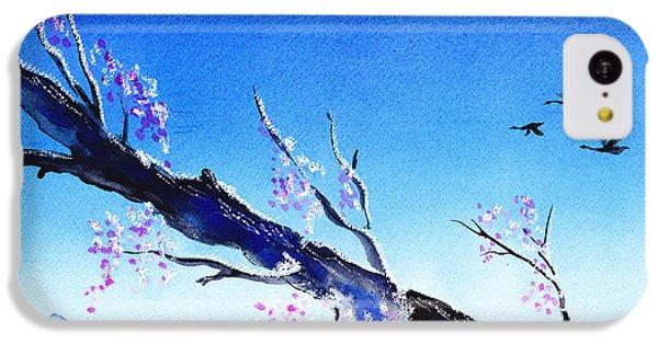 Spring In The Mountains IPhone 5c Case by Irina Sztukowski