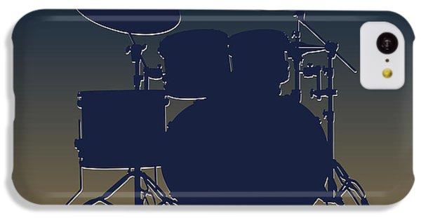 St Louis Rams Drum Set IPhone 5c Case by Joe Hamilton